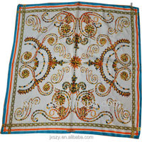 silk scarf silk twill silk scarf