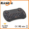 2015 New audio wireless air mouse keyboard with touchpad up to 15 meters