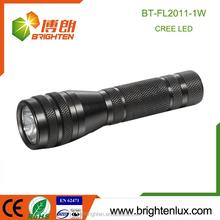 Cheapest Wholesale Aluminum 1 watt Pocket Size Mini torch Long time High Power 1*aa battery cool flashlight for kids