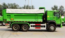 Camiones chinos Sinotruk 340hp euro4 camion de 15ton capacidad de carga