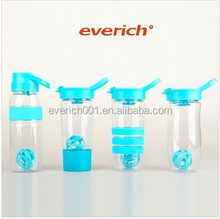 2015 new products protein reusable shake bottle