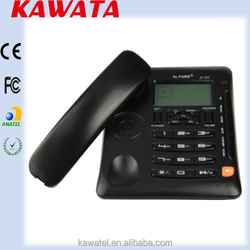 New Design And Dsektop Corded Caller ID Phone