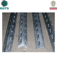 2015 Spring Newest First Class Quality Hr Ms Perforated Angle Iron