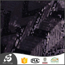 Made in china 10 years experience Soft rib 2x2 knit fabric
