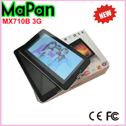 Android 4.4 dual SIM mobile phone tablets MaPan 7 inch 3g wifi dual sim android phone