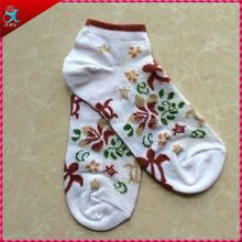popular hotsale ankle girl cotton socks factory
