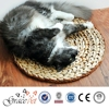 Simple round pet beds cool cat bed