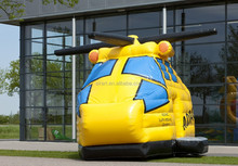 custom-made inflatable helicopter replicate