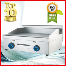 Top 10 Commercial stainless steel half griddle and half grill