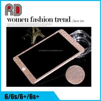 Bling bling Crystal Diamond Screen Full Body Protector Film Sticker for ipad mini 123