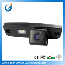 Hidden Hd Car Rearview Camera For Kia With Parking Line Optional