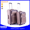 2015 new developed waterproof material suitcase girls and boys fashion design trolley luggage suitcase