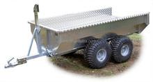 XFR-012 ATV Dump Trailer /ATV Timber Trailer/ATV Tow Behind Trailer