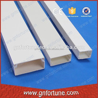 Waterproof PVC Electrical Cable Trunking