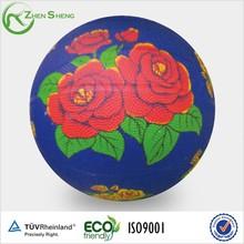 Zhensheng Colorful Kids Toy Mini Rubber basketball