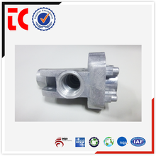 Precision diecasting products / 2015 Hot sales Chromated spray gun connector for air spray gun use