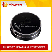 Plug and Play Smart Home IP Camera for Home Security Baby Monitor Nanny Cam with High Night Vision Image Quality