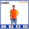 Mens 2015 new orange young stylish oem tee shirts cheap price
