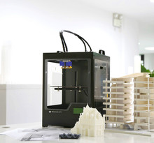 Shanghai Mankati 3D Printer 260mmx260mmx300mm پرینتر سه بعدی