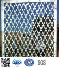 BTO & CBT low price galvanized concertina razor barbed wire, razor barbed wire, razor wire