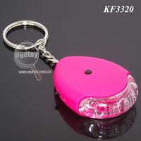 Souvenir Led Flashlights Keychain