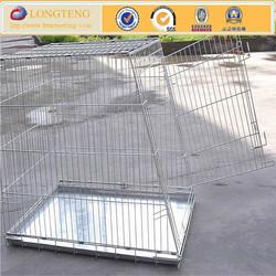hot sale welded modular dog kennels /large dog kennels for sale/dog kennel made in china