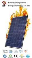 Home and commercial use polycrystalline silicon 235W solar panel