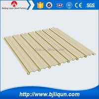 China Professional Manufacturer 0.4-0.6mm galvanized corrugated steel sheet