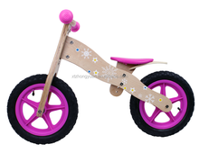 high quality 2015 new fashion Early Learning Walking Bicycle Children Balance Bike