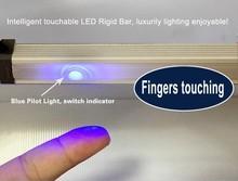 Cheapest Top rigid led hard strip,Fixed LED rogod light rigid led hard strip