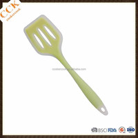 Top Quality Kitchen Cooking Slotted Turner Silicone Turner