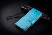 Classic flip customize leather case cover For Samsung Galaxy S6 EDGE PLUS