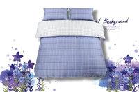 100% COTTON duvet cover Kaiser sensation bedding sheet