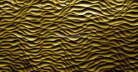 Shanghai Lowest price embossed Oak Timber Cladding, carved mdf panels