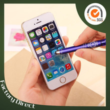 novelty promotional gifts erasable pad pen(X-8809)