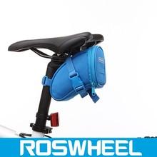 Wholesale hot sale color waterproof mountain road bicycle tail bag bike bicycle saddle bag 13656 bike travel bag