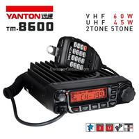 Chinese powerful long range 50w mobile ham radio(YANTON TM-8600)