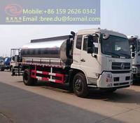 Bitumen Spraying Truck for road construction/city construction