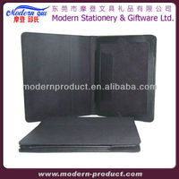slim magnetic pu leather case stand for ipad 3