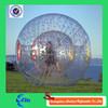 1.0mm PVC transparent inflatable hop balls , zorb ball for people,inflatable body zorb ball