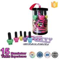 2015 New Wholesale Free Smaples Pure Color Gel Nail Polish Kit