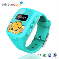 Top Sale GPS Watch For Kids Tracking with SOS button and Quick Dial, cell phone for anti-lost