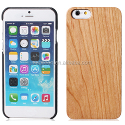 PC mobile phone cases Wooden cell phone case Mobile phone shell for iPhone 6, accept paypal