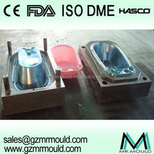 eu standard plastic vegetable and fruit container mould