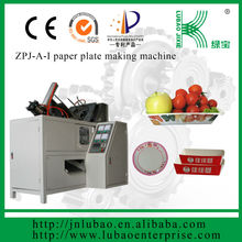 china lvbao supplier fast and advanced paper paper fruit tray machine