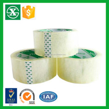 Low Cost BOPP Adhesive Printed/Transparent or clear adhesive Tape