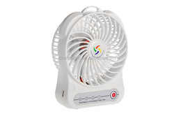 mini low voltage 7 inch indicator light fan