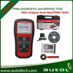 AUTEL MaxiTPMS TS401 New generation TPMS Diagnostic and Service Tool easy access to the faulty TPMS sensor free online update