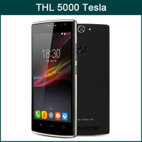 Low Cost Chinese Android Phone 5000T 1GB RAM 8GB ROM 13MP+5MP 3G Smart Phone THL 5000 Tesla