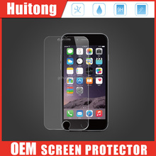 Fast delivery!Anti-shock 2.5D 0.20mm 9H tempered glass screen protector for iphone 6